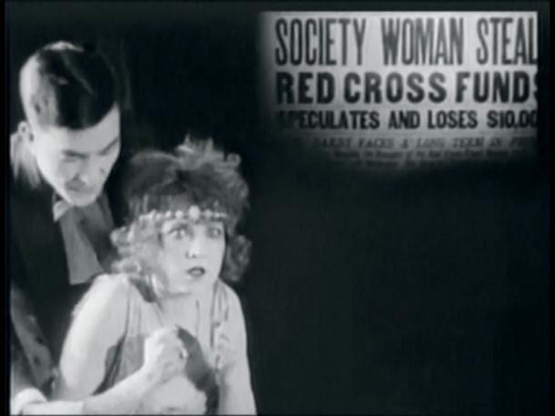 Red Cross embezzelment