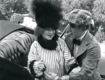 Sessue Hayakawa and Fannie Ward