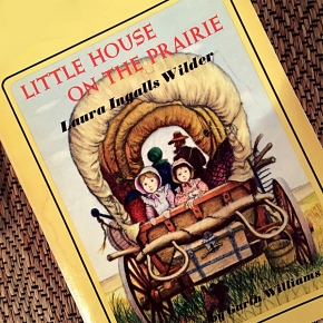 Who really wrote 'Little House on thePrairie?'