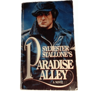 That time Sylvester Stallone wrote a novel