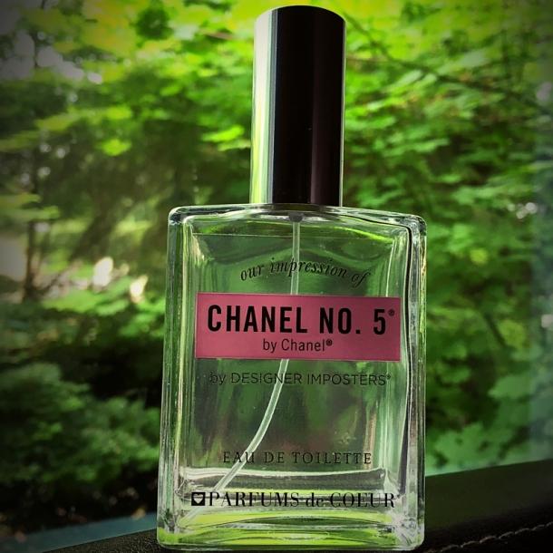 Fake Chanel No 5