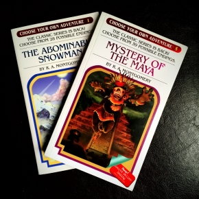 The darkest secrets of Choose Your Own Adventure books
