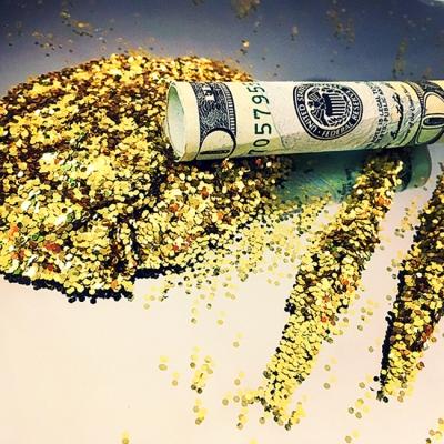 Glitter addiction