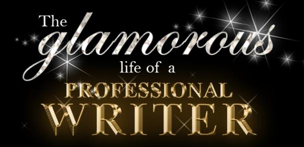 glamorous life of writer