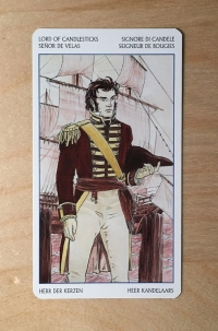 jane austen tarot CARD 4