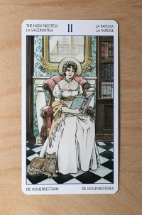 jane austen tarot CARD 6