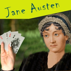 Three games you can play with JaneAusten