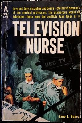 Television Nurse book