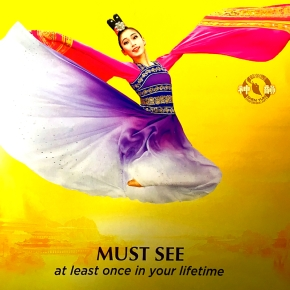 What's the mystery behind Shen Yun?