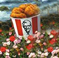 Tender Wings of Desire_KFC Chicken
