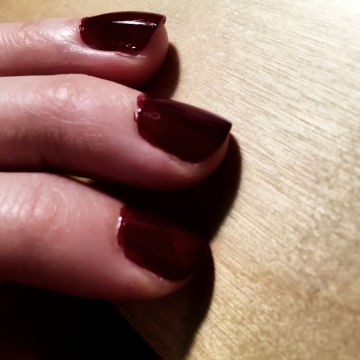 Vamp nail polish or dupe