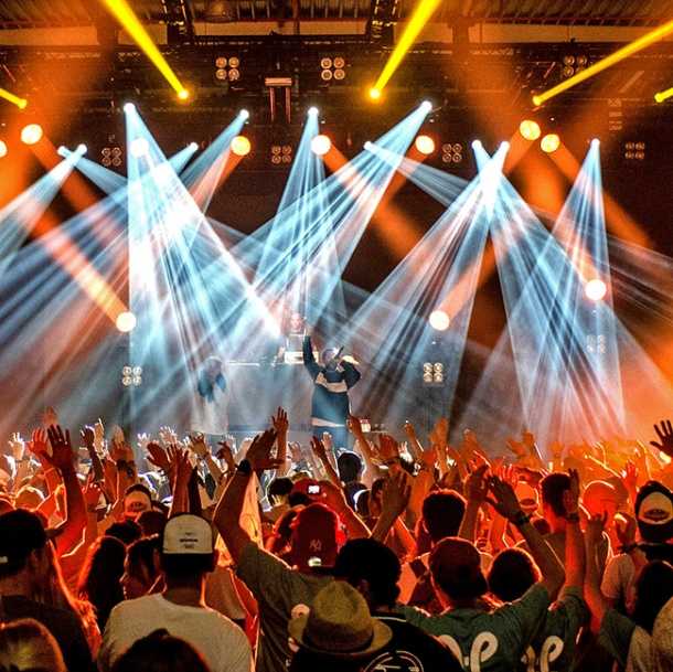 Worlds longest concert