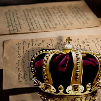 Newsletter for royalty