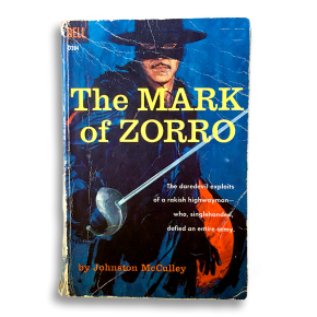 Why everyone's afraid to write about Zorro