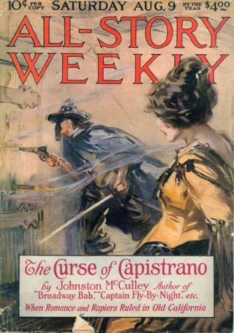 Zorro The Curse of Capistrano
