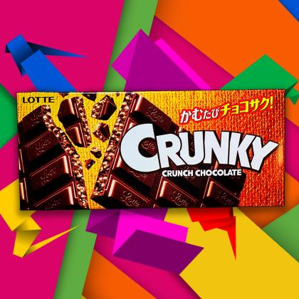 Crunky bar