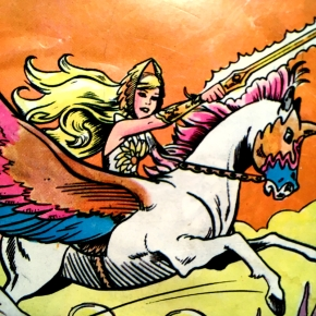 The strange, dystopian history of She-Ra