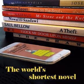 What is the shortest novel everwritten?