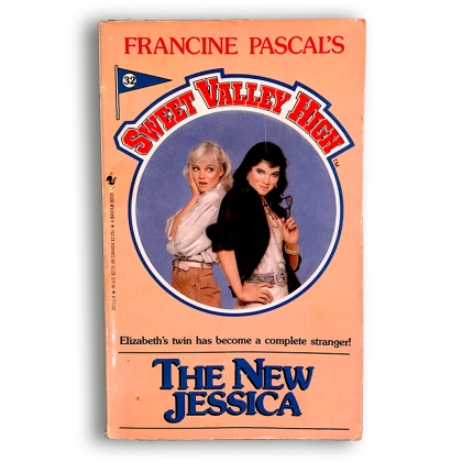 The New Jessica Sweet Valley High