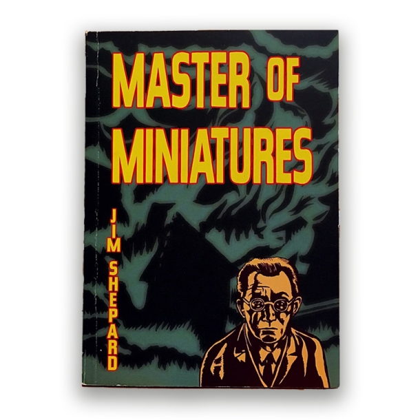 Master of Miniatures Jim Shepard