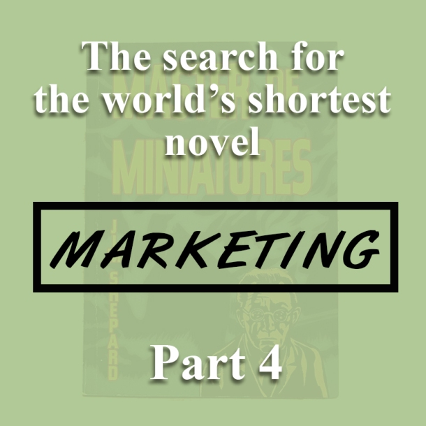 The world's shortest novel_marketing