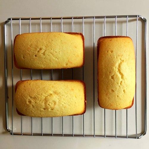 Golden rod -cake recipe