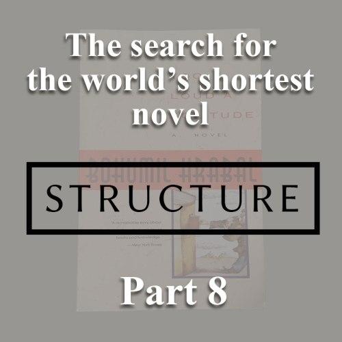 Novel structure_shortest novel ever written