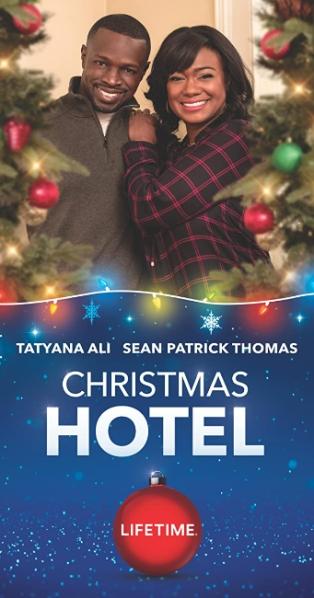 Christmas Hotel movie poster