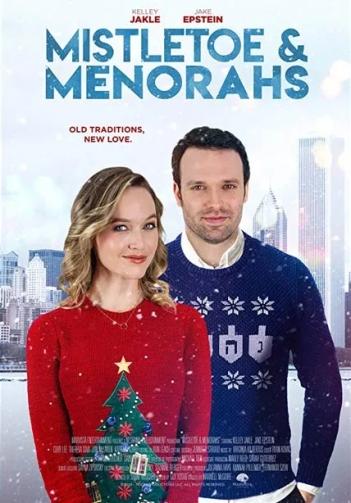 Mistletoe and Menorahs movie poster